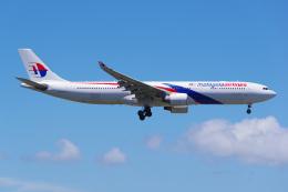 航空フォト:9M-MTK マレーシア航空 A330-300