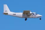PASSENGERさんが、オークランド空港で撮影したGreat Barrier Airlines BN-2A Islanderの航空フォト(写真)