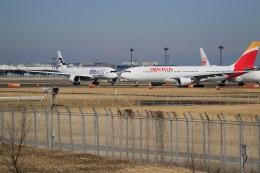 ☆ライダーさんが、成田国際空港で撮影したイベリア航空 A330-202の航空フォト(飛行機 写真・画像)