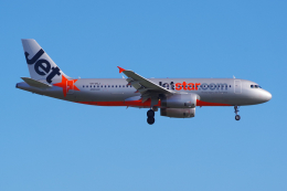 航空フォト:VH-VGJ ジェットスター A320
