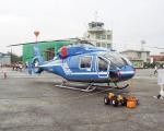 さっしんさんが、明野駐屯地で撮影した三菱重工業 MH2000Aの航空フォト(写真)