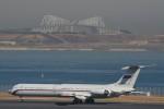 B747‐400さんが、羽田空港で撮影したロシア空軍 Il-62Mの航空フォト(写真)