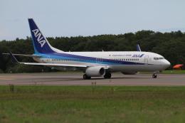 sasukeさんが、紋別空港で撮影した全日空 737-881の航空フォト(飛行機 写真・画像)