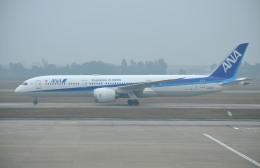 IL-18さんが、ノイバイ国際空港で撮影した全日空 787-9の航空フォト(飛行機 写真・画像)