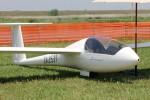 YASKYさんが、埼玉県加須市 利根川河川敷で撮影した学生航空連盟 Discus bの航空フォト(写真)