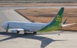 STAR ALLIANCE☆JA712Aさんが、佐賀空港で撮影した春秋航空日本 737-8ALの航空フォト(写真)
