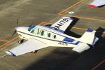 とらとらさんが、名古屋飛行場で撮影した日本個人所有 A36TC Bonanzaの航空フォト(飛行機 写真・画像)