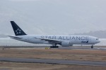 STAR ALLIANCE☆JA712Aさんが、長崎空港で撮影した全日空 777-281の航空フォト(写真)