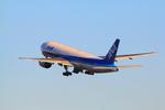 ふじいあきらさんが、広島空港で撮影した全日空 747-481(D)の航空フォト(飛行機 写真・画像)