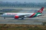 reonさんが、スワンナプーム国際空港で撮影したケニア航空 787-8 Dreamlinerの航空フォト(写真)