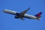 islandsさんが、成田国際空港で撮影したデルタ航空 757-26Dの航空フォト(飛行機 写真・画像)