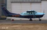 RINA-200さんが、福井空港で撮影した日本個人所有 TU206F Turbo Stationairの航空フォト(写真)