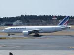 アイスコーヒーさんが、成田国際空港で撮影したエールフランス航空 777-228/ERの航空フォト(飛行機 写真・画像)