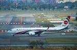 reonさんが、スワンナプーム国際空港で撮影したビーマン・バングラデシュ航空 737-83Nの航空フォト(写真)