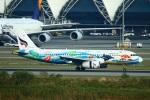 reonさんが、スワンナプーム国際空港で撮影したバンコクエアウェイズ A320-232の航空フォト(写真)
