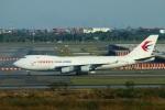 reonさんが、スワンナプーム国際空港で撮影した中国貨運航空 747-40BF/ER/SCDの航空フォト(写真)