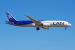 PASSENGERさんが、オークランド空港で撮影したラン航空 787-9の航空フォト(写真)