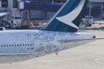 blowgunさんが、中部国際空港で撮影したキャセイパシフィック航空 777-367の航空フォト(写真)