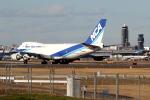 KAW-YGさんが、成田国際空港で撮影した日本貨物航空 747-4KZF/SCDの航空フォト(写真)