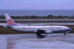 kumagorouさんが、那覇空港で撮影したチャイナエアライン 737-809の航空フォト(写真)