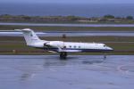 kumagorouさんが、那覇空港で撮影した航空自衛隊 U-4 Gulfstream IV (G-IV-MPA)の航空フォト(飛行機 写真・画像)