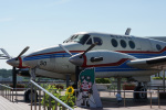 神宮寺ももさんが、宮崎空港で撮影した航空大学校 C90A King Airの航空フォト(写真)