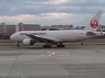 ✈︎十六夜空六✈︎さんが、伊丹空港で撮影した日本航空 777-289の航空フォト(写真)