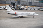kumagorouさんが、仙台空港で撮影したJINGGONG GLOBAL JET Falcon 2000EXの航空フォト(飛行機 写真・画像)