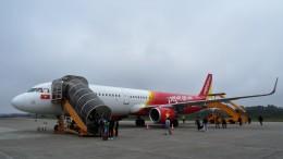 westtowerさんが、ビン空港で撮影したベトジェットエア A321-211の航空フォト(写真)