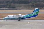 STAR ALLIANCE☆JA712Aさんが、長崎空港で撮影したオリエンタルエアブリッジ DHC-8-201Q Dash 8の航空フォト(写真)