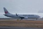 STAR ALLIANCE☆JA712Aさんが、長崎空港で撮影した日本航空 737-846の航空フォト(写真)