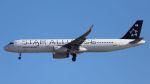 やまちゃんさんが、仁川国際空港で撮影したアシアナ航空 A321-231の航空フォト(写真)
