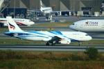 reonさんが、スワンナプーム国際空港で撮影したバンコクエアウェイズ A320-233の航空フォト(写真)
