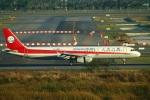 reonさんが、スワンナプーム国際空港で撮影した四川航空 A321-231の航空フォト(写真)