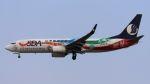 やまちゃんさんが、仁川国際空港で撮影した山東航空 737-89Lの航空フォト(写真)