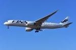 islandsさんが、成田国際空港で撮影したフィンエアー A350-941XWBの航空フォト(写真)