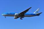 islandsさんが、成田国際空港で撮影したKLMオランダ航空 777-206/ERの航空フォト(写真)