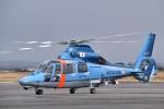 sawakazuさんが、仙台空港で撮影した福岡県警察 AS365N3 Dauphin 2の航空フォト(写真)