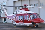 sawakazuさんが、仙台空港で撮影した山形県消防防災航空隊 AW139の航空フォト(写真)