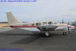 Chofu Spotter Ariaさんが、龍ケ崎飛行場で撮影したフジ・インバック PA-34-220T Seneca IIIの航空フォト(飛行機 写真・画像)