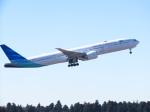✈︎十六夜空六✈︎さんが、成田国際空港で撮影したガルーダ・インドネシア航空 777-3U3/ERの航空フォト(写真)