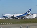 ✈︎十六夜空六✈︎さんが、成田国際空港で撮影した日本貨物航空 747-4KZF/SCDの航空フォト(写真)