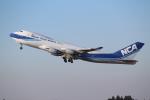 OMAさんが、成田国際空港で撮影した日本貨物航空 747-4KZF/SCDの航空フォト(写真)