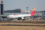 OMAさんが、成田国際空港で撮影したイベリア航空 A330-202の航空フォト(飛行機 写真・画像)