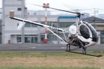 グリスさんが、東京ヘリポートで撮影した日本個人所有 269Cの航空フォト(写真)