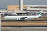 prado120さんが、羽田空港で撮影したキャセイパシフィック航空 777-367/ERの航空フォト(写真)