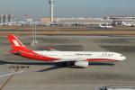 prado120さんが、羽田空港で撮影した上海航空 A330-343Xの航空フォト(写真)