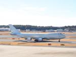 名無しの権兵衛さんが、成田国際空港で撮影したアトラス航空 747-47UF/SCDの航空フォト(写真)