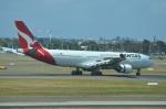 amagoさんが、シドニー国際空港で撮影したカンタス航空 A330-203の航空フォト(写真)