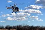 NIKKOREX Fさんが、群馬ヘリポートで撮影した朝日航洋 MD-900 Explorerの航空フォト(写真)
